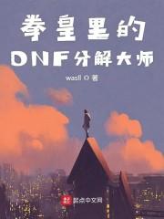 拳皇里的DNF分解大师